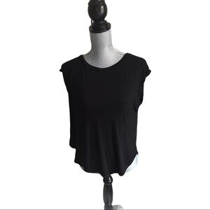 M, Wilfred open back tee